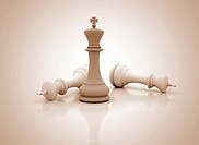 Chess concept image _ Success