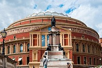 Royal Albert Hall, Kensington, London, UK