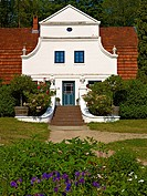 Barkenhoff, Heinrich Vogeler House, Worpswede, Lower Saxony, Germany