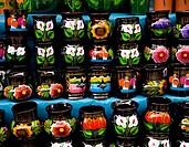 Colorful Souvenir Cups Mexico