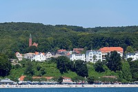 Sassnitz, Ruegen Island, Mecklenburg-Western Pomerania, Germany, Europe