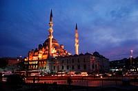Yeni Mosque Istanbul