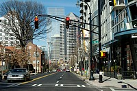 Peachtree Street is the main north_south street of Atlanta, Georgia. The city grew up around this one street, and many of its historical and municipal...