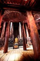 Tick temple