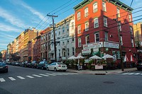 Hoboken, NJ, USA, Street Scenes, New York Area