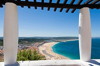 Beach, Praia, Nazare, Oeste, Leiria District, Portugal