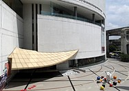 Bangkok Art and Culture Centre is a contemporary arts museum Bangkok Thailand.