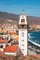 Municipality of Candelaria in Tenerife
