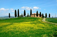 Val d´Orcia Tuscany
