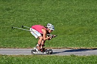 Austria, Europe, Flachau, teenager, Twens, Skike, skiking, skating, biking, sport, fitness, woman,