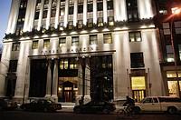 New York City, the Forbes Magazine building, Greenwich Village, Downtown Manhattan
