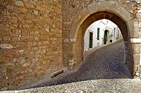 Entrance to the Medieval Village of Estremoz