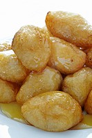 Loukoumades, Close Up