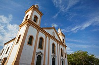 Metropolitan Cathedral of Our Lady of Conceicao, Manaus, Amazonas, Brazil