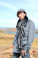 asian man of fashion