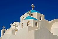 Kirche in Naxos