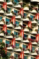 highrise apartments near clarke quay, singapore