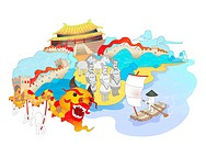 Attractions of China