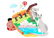 Attractions of Australia (thumbnail)