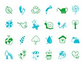 nuture Icon set