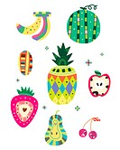 Various kinds of fruit (thumbnail)