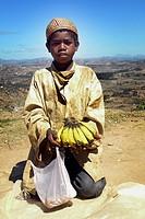 Madagascar, Fianarantsoa, boy