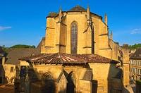 Sarlat, Dordogne, Perigord Noir, Dordogne Valley, Sarlat la Caneda, France, Europe.