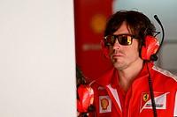 Fernando Alonso ESP, Scuderia Ferrari ,F1,Testing Barcelona, Spain ,Barcelona .