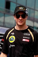 Jerome d´Ambrosio, Lotus Renault F1 Team, F1, Australian Grand Prix, Melbourne, Australia