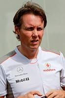 Sam Michael AUS, McLaren, F1, Australian Grand Prix, Melbourne, Australia