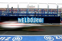 Colour, F1, Australian Grand Prix, Melbourne, Australia