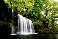 Sgwd Ddwli waterfall
