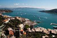 Harbor of Portovenere, Italy