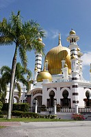 Great mosque, Kuala Kangsar, Perak, Malaysia.