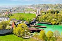 Burghausen Stadtmauer