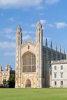 Kings college chapel, Cambridge, England