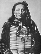 Short Bull, Sioux Indian Chief