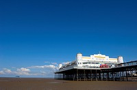 A view toward the Grand Pier at Weston_Super_Mare in Somerset