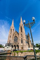 St Paul protestant church Strasbourg Alsace France
