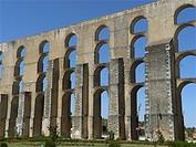 Elvas Portugal  Aqueduct town of Elvas