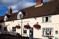 The Kings Head Inn at Orford Suffolk England