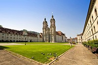 Switzerland, St. Gallen, Abbey of St. Gallen