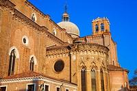 italy, venice: san marco, giovanni e paolo church