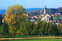 D-Steinheim Westfalen, Emmer, Steinheimer Boerde, nature reserve Teutoburgian Forest / Eggegebirge, East Westphalia, Westphalia, North Rhine-Westphali...