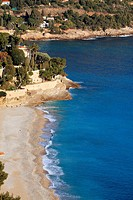The Cap Martin, Alpes-Maritimes, French Rivera, Cote d´Azur, 06, PACA, France.