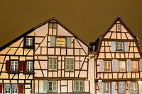 France, Alsace, Colmar, old town