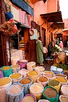 Shop, Marrakech, Morocco, North Africa, Africa