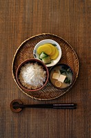 Japanese style dishes