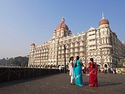 Taj Hotel Mumbai India