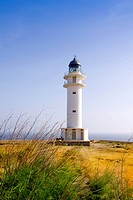 Barbaria Lighthouse Formentera Balearic Island